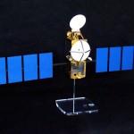 Maquette satellite JASON 2 © Espace Maquette