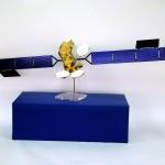 Maquette satellite telecommunication © Espace Maquette