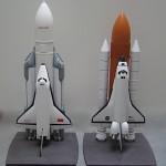 Maquette navettes spatiales - © Espace maquette