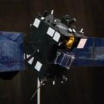 Maquette satellite ROSETTA © Espace Maquette