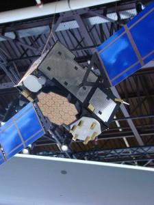 Espace-maquette-satellite-galileo