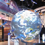 Maquette satellites Telecommunication © Espace Maquette