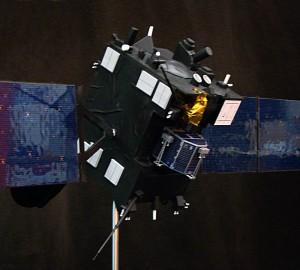 Maquettes satellite ROSETTA © Espace Maquette