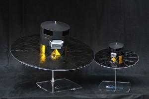 Espace maquette satellite gaia